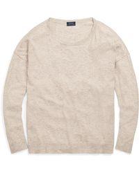 Polo Ralph Lauren - Fine-gauge Crewneck Sweater - Lyst
