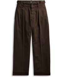 RRL - Stretch Twill Trouser - Lyst
