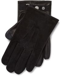 Polo Ralph Lauren - Belted Leather Gloves - Lyst