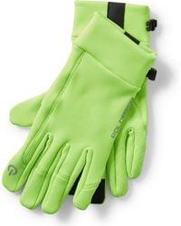 Ralph Lauren - Fleece-lined Training Gloves - Lyst