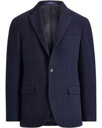 Polo Ralph Lauren - Morgan Tick-weave Sport Coat - Lyst