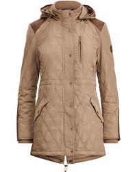 Ralph Lauren | Zip-off-hood Jacket | Lyst