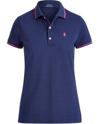 Ralph Lauren Golf - Tailored Fit Performance Polo - Lyst