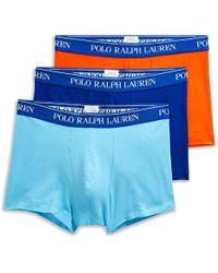 Polo Ralph Lauren - Stretch Cotton Trunk 3-pack - Lyst