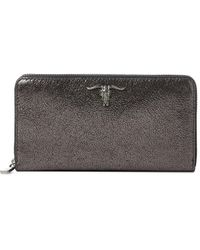 Polo Ralph Lauren - Leather Zip-around Wallet - Lyst