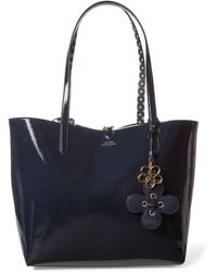 4a6a7fe4bae9 Ralph Lauren - Reversible Faux-leather Tote - Lyst