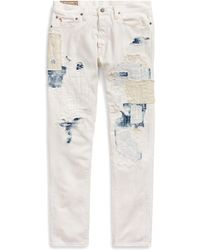 Polo Ralph Lauren - Logan Loose Tapered Jean - Lyst