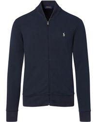 Polo Ralph Lauren - Double-knit Bomber Jacket - Lyst