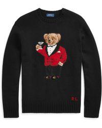 Polo Ralph Lauren - Pullover Lunar New Year mit Bear - Lyst