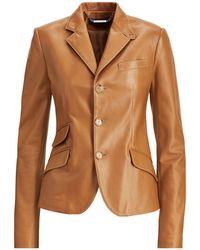 Ralph Lauren - Alastair Nappa Leather Jacket - Lyst
