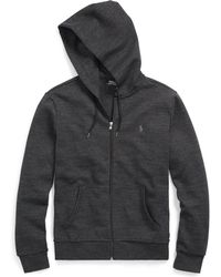 Pink Pony - Double-knit Full-zip Hoodie - Lyst