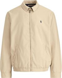 Polo Ralph Lauren - Bi-swing Windbreaker - Lyst