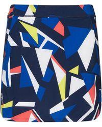 Ralph Lauren Golf - Deco-print Jersey Skort - Lyst