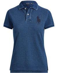 Polo Ralph Lauren - Skinny Fit Mesh Polo Shirt - Lyst