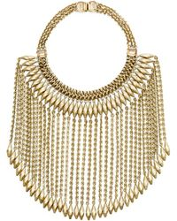 Ralph Lauren - Gold-plated Chain Necklace - Lyst