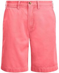 Pink Pony | Classic Fit Chino Short | Lyst