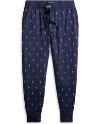 Polo Ralph Lauren - Pantalon de jogging coton à poneys - Lyst