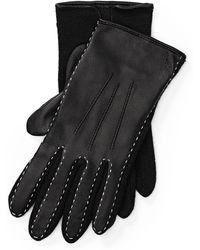 Ralph Lauren | Wool-blend Touch Screen Gloves | Lyst