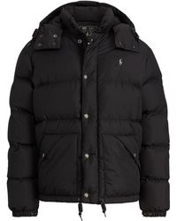 Polo Ralph Lauren - Water-repellent Down Jacket - Lyst