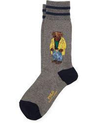 Polo Ralph Lauren - Polo Bear Trouser Socks - Lyst