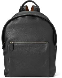 Ralph Lauren - Grain Calfskin Backpack - Lyst