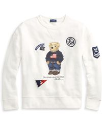 Polo Ralph Lauren - Polo Bear Fleece Pullover - Lyst