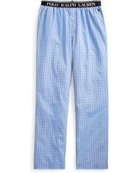 Polo Ralph Lauren - Cotton Sleep Pant - Lyst
