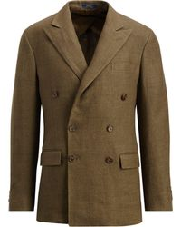 Polo Ralph Lauren | Morgan Linen Sport Coat | Lyst