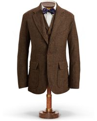 RRL - Windowpane Sport Coat - Lyst