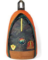 7caa03862f Polo Ralph Lauren Hi Tech Sling Crossbody Bag for Men - Lyst