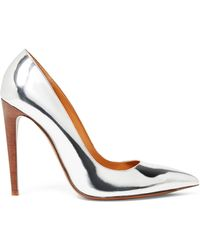 Ralph Lauren - Celia Mirrored Specchio Pump - Lyst
