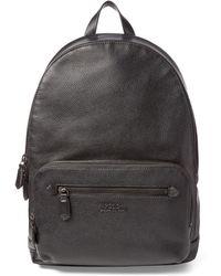 ecc895ae4a32 Lyst - Polo Ralph Lauren Men s Thompson Drawstring Backpack in Black ...