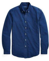Polo Ralph Lauren - Slim Fit Cotton Oxford Shirt - Lyst