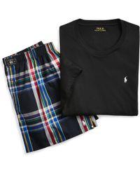 Polo Ralph Lauren - Sleep Short Gift Set - Lyst