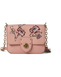 Ralph Lauren - Floral Crossbody Bag - Lyst