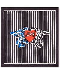 Rebecca Minkoff - Love Birds Bandana - Lyst