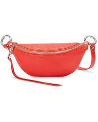 Rebecca Minkoff - Bree Mini Belt Bag - Lyst