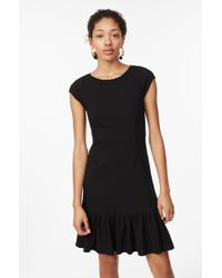 Rebecca Taylor - Honeycomb Stretch Texture Dress - Lyst