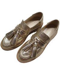 58f01eb4631cef Damen Twin Set Flache Schuhe ab 48 € - Lyst
