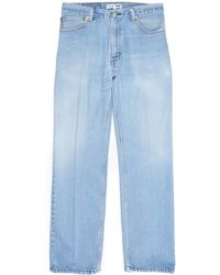 RE/DONE - High Rise Loose - Lyst