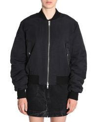 Givenchy - 4g Embroidered Bomber Jacket - Lyst