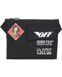 Off-White c/o Virgil Abloh - Goretex Bag - Lyst