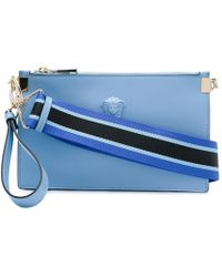 Versace - Medusa Clutch Bag - Lyst