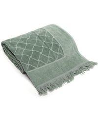 Bottega Veneta - Beach Towels Ss19 547883/3v106 3900 - Lyst