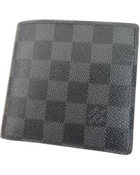 Louis Vuitton - Damier Canvas Bifold Wallet With Coin Pocket N62664 Porutofoiyu Marco - Lyst