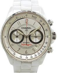 Chanel - H3410 Ceramic Watches - Lyst