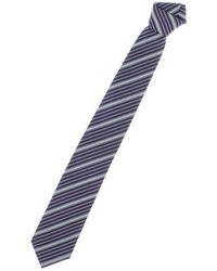 Paul Smith - Tie Purple - Lyst