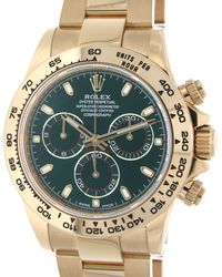 Rolex - Daytona 116508 Yellow Gold, 40mm - Lyst