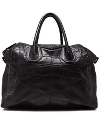 Givenchy Pre-owned - EMBOSSED LEATHER BAG SFpsXA