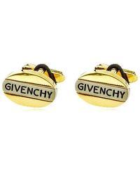 Givenchy - Cufflink Cufflinks Logo Mens Used T4100 - Lyst